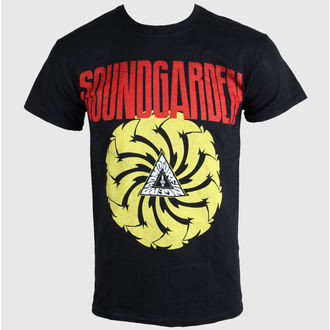 tričko pánské SOUNDGARDEN - BAD MOTOR FINGER - BLACK - LIVE NATION, LIVE NATION, Soundgarden