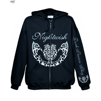 mikina pánská Nightwish - Dark Passion... Pendulum - ZIP HOOD front - HSW - 148281, NUCLEAR BLAST, Nightwish