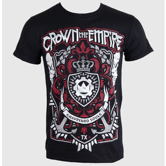tričko pánské Crown The Empire - Souls - PLASTIC HEAD, PLASTIC HEAD, Crown The Empire