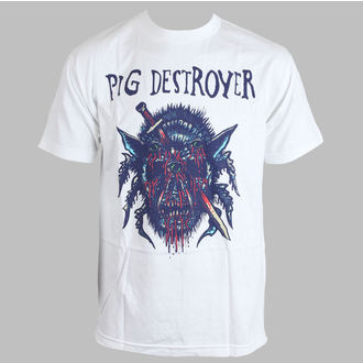 tričko pánské Pig Destroyer - Blind (White) - RELAPSE, RELAPSE, Pig Destroyer