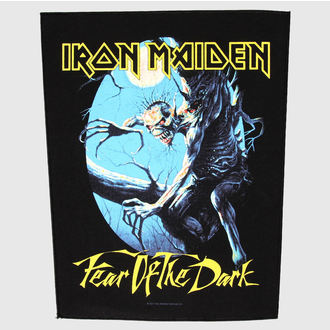 nášivka velká Iron Maiden - Fear Of The Dark - RAZAMATAZ, RAZAMATAZ, Iron Maiden