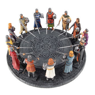 dekorace Rytíři u kulatého stolu -  Knights of the Round Table - H0045A3