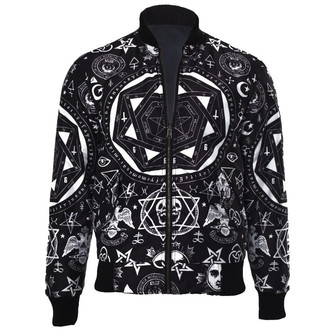 bunda unisex (Bomber) KILLSTAR - Occult Reverse - Black - KIL510