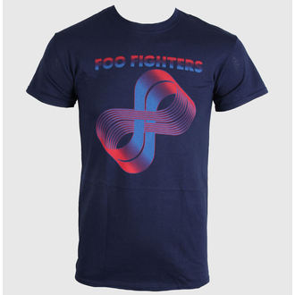 tričko pánské Foo Fighters - Loops Logo - LIVE NATION - PEFFI0720