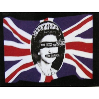 vlajka Sex Pistols - God Save The Queen -  HFL0822