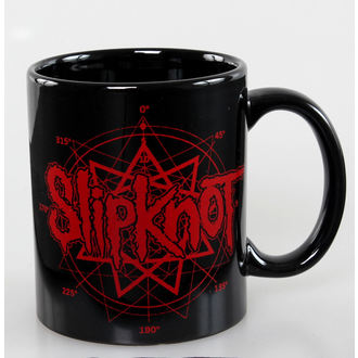 hrnek Slipknot - Logo Ceramic - ROCK OFF - SKMUG02