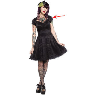 šaty dámské SOURPUSS - Party Princess - Black - SPDR118