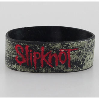 náramek Slipknot - Distressed Logo - BRAVADO - 150912RB00