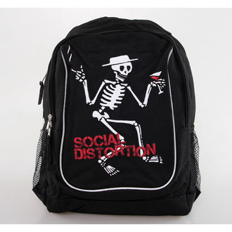 batoh Social Distortion - Jumbo Skelly - BRAVADO, BRAVADO, Social Distortion