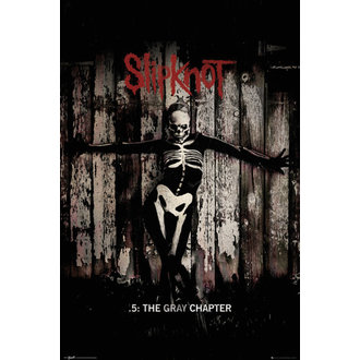 plakát Slipknot - The Gray Chapter - GB Posters - LP1869