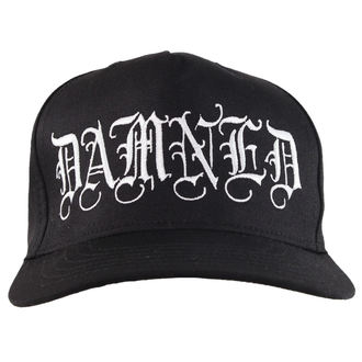 kšiltovka CVLT NATION - Damned - Black/WHT, CVLT NATION