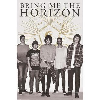 plakát Bring Me The Horizon - Star - PYRAMID POSTERS - PP33523