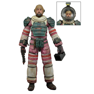 figurka ALIEN (Vetřelec) - DALLAS - Compression Suit - NECA51380-1