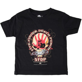 tričko dětské Five Finger Death Punch - Knucklehead - Black - Metal-Kids, Metal-Kids, Five Finger Death Punch