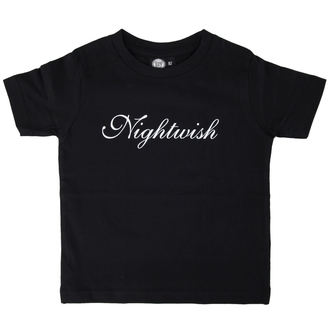 tričko dětské Nightwish - Logo - Black - Metal-Kids, Metal-Kids, Nightwish