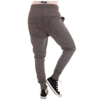 kalhoty unisex (tepláky) 3RDAND56th - Carrot Fit Jogger - Anthrax, 3RDAND56th
