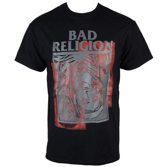 tričko pánské Bad Religion - Maria - KINGS ROAD - Black, KINGS ROAD, Bad Religion
