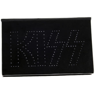 poznámkový blok  Kiss - Light- Up - Black, Kiss