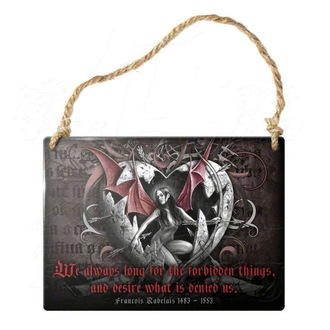 cedulka ALCHEMY GOTHIC - Forbidden Things - ALHS2