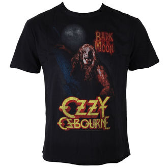 tričko pánské Ozzy Osbourne - Bark At The Moon - BLK - AMPLIFIED - AV210BAM