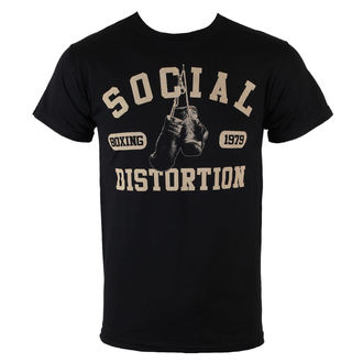 tričko pánské Social Distortion - Boxing Gloves - BRAVADO, BRAVADO, Social Distortion
