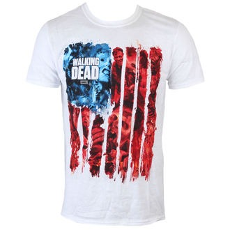 tričko pánské The Walking Dead - American Gore - White - INDIEGO, INDIEGO
