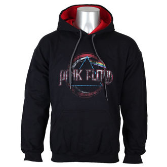 mikina pánská PINK FLOYD - Dark side of the moon new logo - BLK - LOW FREQUENCY - PFHO05001