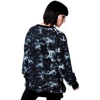 mikina (unisex) KILLSTAR - So Goth - Tiedye