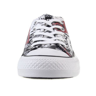 boty CONVERSE - Sex Pistols - Chuck Taylor All Star -  Ctas Ox White/Black, CONVERSE, Sex Pistols