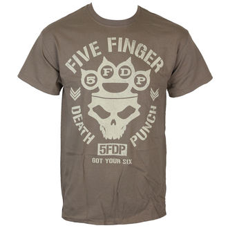 tričko pánské Five Finger Death Punch - Knucklehead Army - ROCK OFF, ROCK OFF, Five Finger Death Punch