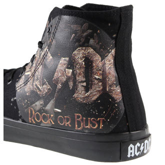 boty AC/DC - Rock Or Bust - Black -  F.B.I. - 4510242