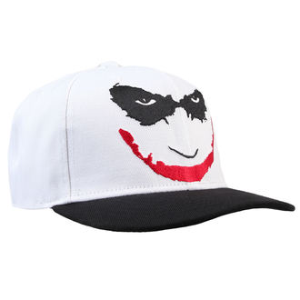 kšiltovka Batman - The Dark Knight Joker´s Smile - White - LEGEND, LEGEND