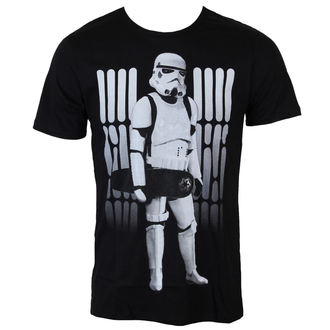 tričko pánské Star Wars - Skate Trooper - Black - LEGEND - HSTTS1329