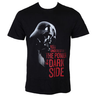 tričko pánské Star Wars - Darth Vader You Underestimate - Black - LEGEND - MESWVADTS054