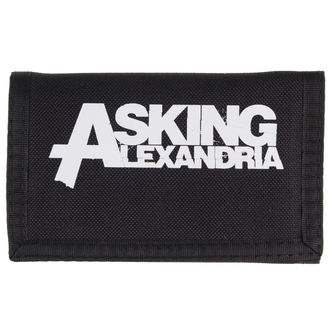 peněženka Asking Alexandria - Logo - PLASTIC HEAD, PLASTIC HEAD, Asking Alexandria