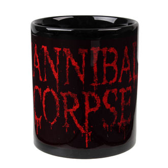 hrnek Cannibal Corpse - Dripping Logo - PLASTIC HEAD, PLASTIC HEAD, Cannibal Corpse