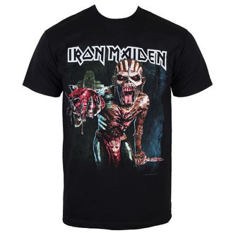 tričko pánské Iron Maiden - Book of souls Euro Tour 2016 - ROCK OFF - IMTEE50MB