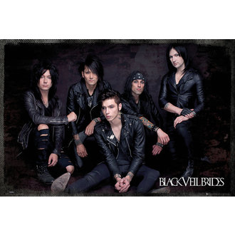 plakát Black Veil Brides - Group Sit - GB posters - LP1981