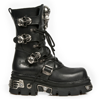 boty NEW ROCK - REACTOR NEGRO E14 ORIF Y