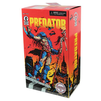 figurka Predator - 25th Anniversary Dark Horse Comic Book, NECA