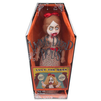 panenka LIVING DEAD DOLLS - Lucy The Geek