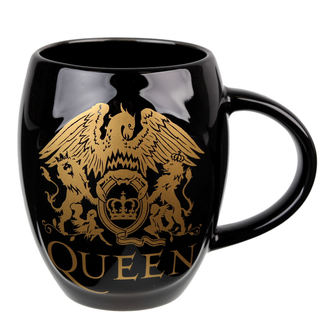 hrnek Queen - Gold - ROCK OFF, ROCK OFF, Queen