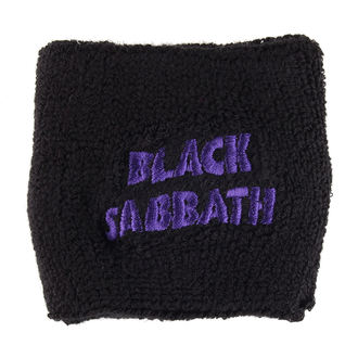 potítko BLACK SABBATH - PURPLE WAVY LOGO - RAZAMATAZ, RAZAMATAZ, Black Sabbath