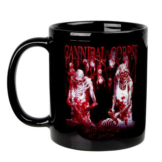 hrnek Cannibal Corpse - Butchered - PLASTIC HEAD, PLASTIC HEAD, Cannibal Corpse