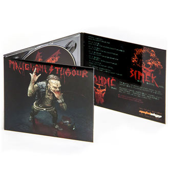 DIGIPACK CD Malignant Tumour - The Metallist, Malignant Tumour