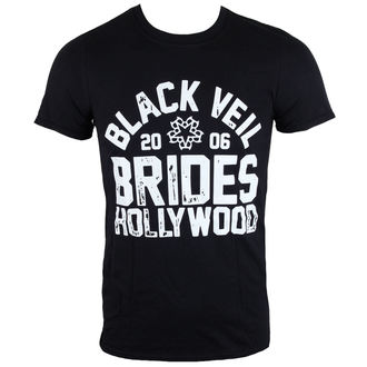 tričko pánské Black Veil Brides - Hollywood - Black - LIVE NATION, LIVE NATION, Black Veil Brides