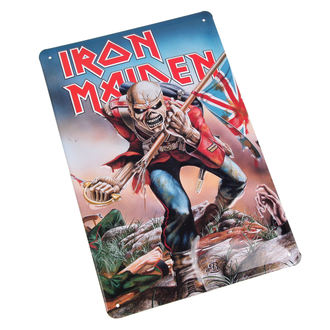 cedule Iron Maiden - The Trooper, Iron Maiden
