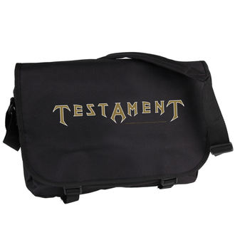 taška Testament - Logo - PLASTIC HEAD, PLASTIC HEAD, Testament