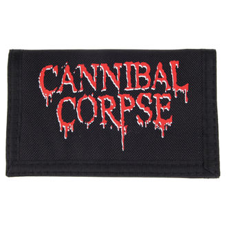 peněženka Cannibal Corpse - Logo - PLASTIC HEAD, PLASTIC HEAD, Cannibal Corpse