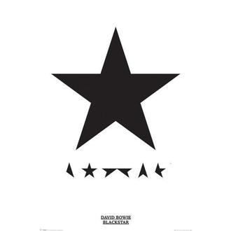 plakát David Bowie - Blackstar, PYRAMID POSTERS, David Bowie